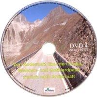 Vitalis FitViewer film Andermatt/Furka, part 2 Detailbild