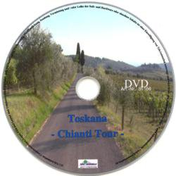Vitalis FitViewer film Tuscany - Chianti Tour