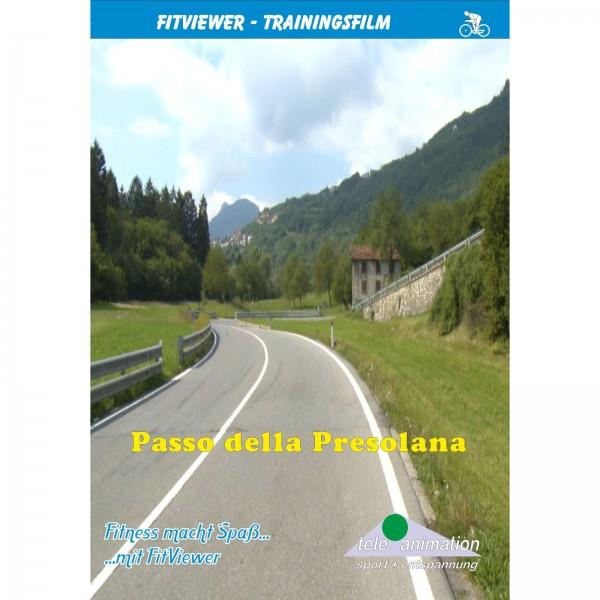 Vitalis Fitviewer DVD Passo della Presolana