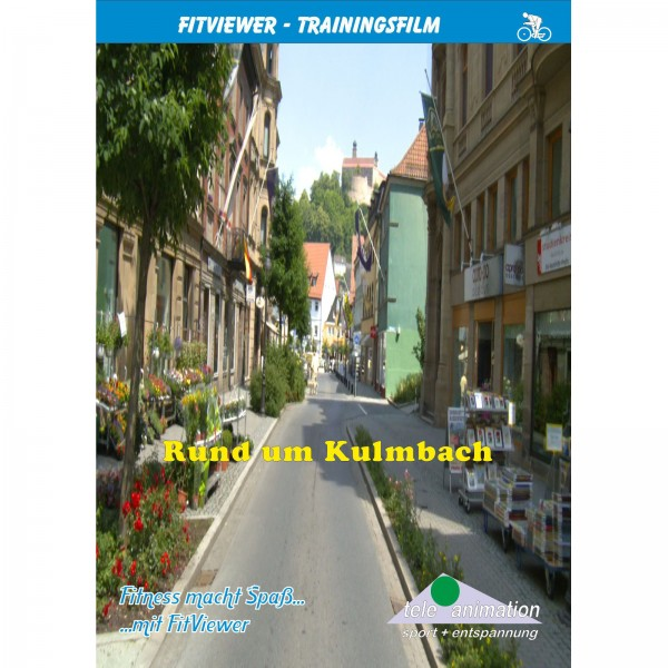 Vitalis FitViewer DVD Around Kulmbach