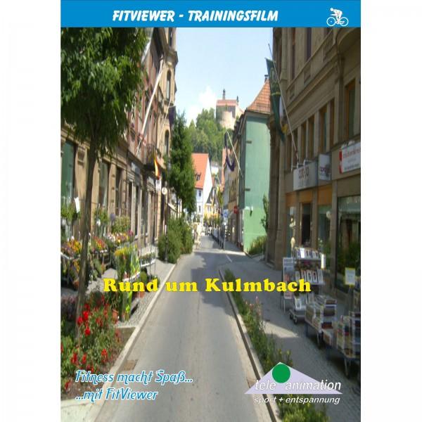 Vitalis FitViewer DVD Rund um Kulmbach