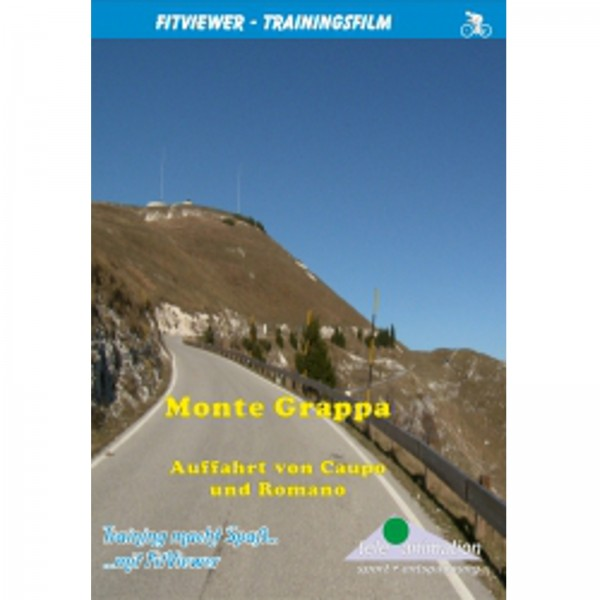 Vitalis FitViewer DVD Monte Grappa Runde