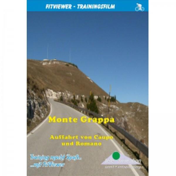 Vitalis FitViewer digital film Monte Grappa tour
