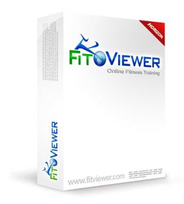 Vitalis FitViewer für Horizon Ergometer