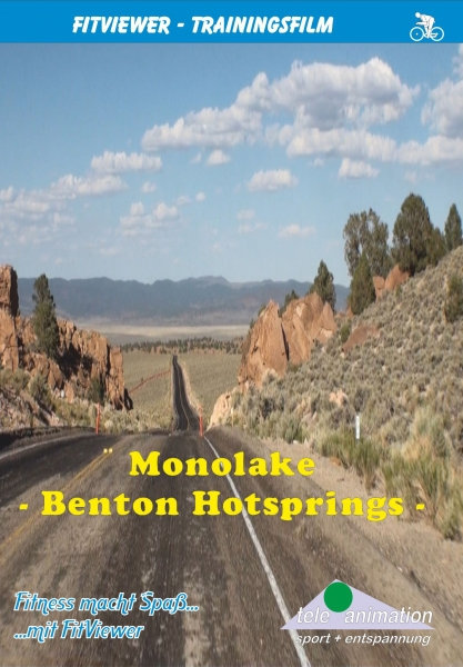 Film Vitalis FitViewer «Lac Mono et Benton Hotsprings»