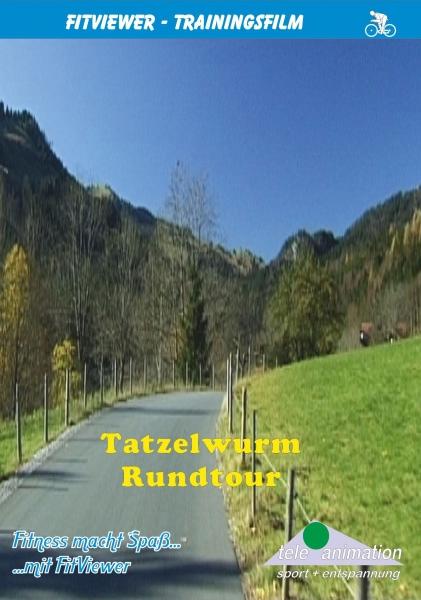 Vitalis FitViewer Film Tatzelwurm tour