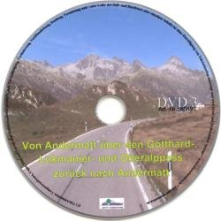 "Vitalis FitViewer ""From Andermatt via the Gotthard"" Part 2"