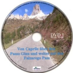 Vitalis FitViewer Film Giau und Falzarego Pass