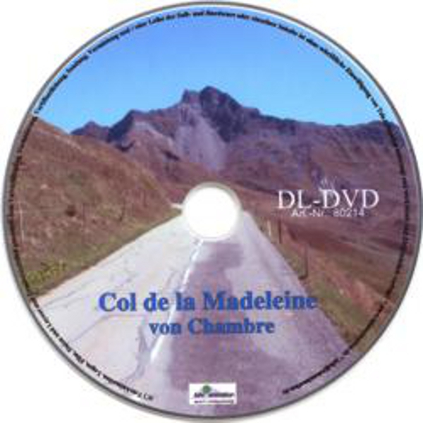 Vitalis FitViewer Film Col de Madeleine