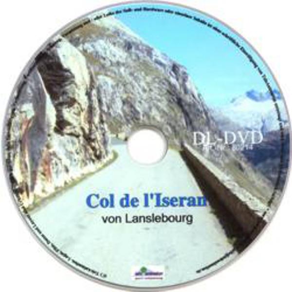 Vitalis FitViewer film Col de I'Iseran