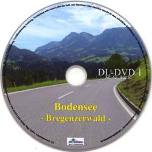 Vitalis FitViewer Film Lake Constance Bregenzerwald