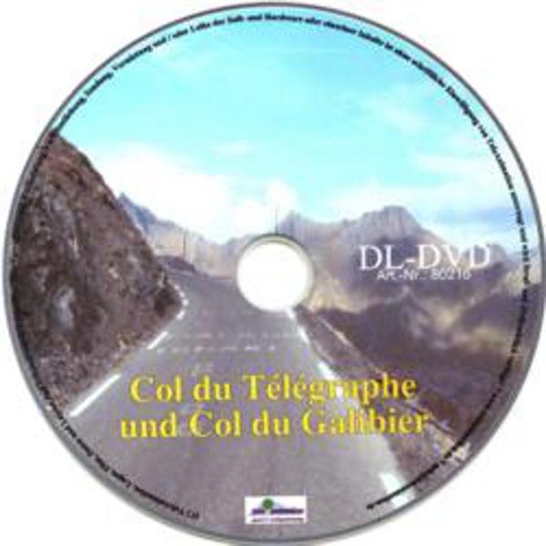 Vitalis FitViewer Film Col du Telegraphe/ Col du Galibier