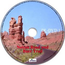 Vitalis FitViewer Film Notom Road und Burr Trail