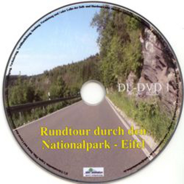Vitalis FitViewer Film tour across the national park Eifel