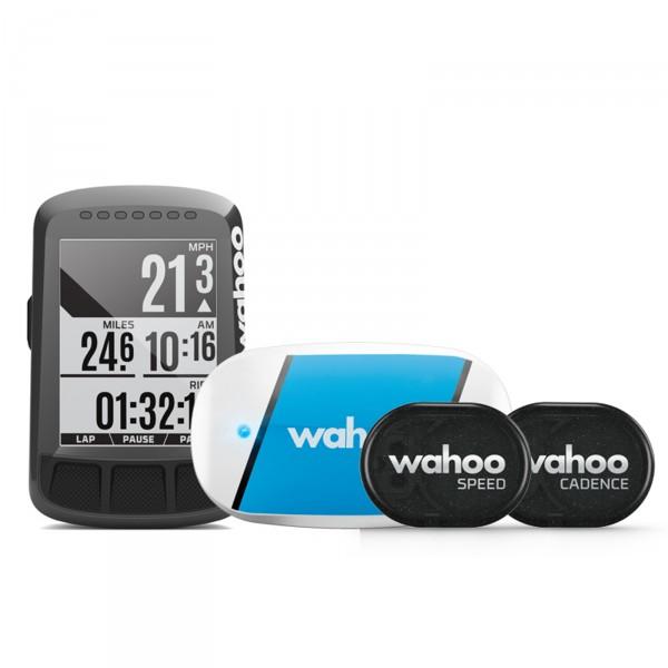 Wahoo Elemnt Bolt GPS Bundle, inkl. TICKR, RPM spd/cad