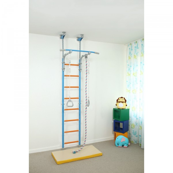 Wallbarz Family gymnastics set