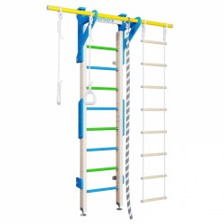 Wallbarz gymnastics set Woodsy purchase online now