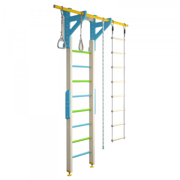 Wallbarz gymnastics set Woodsy