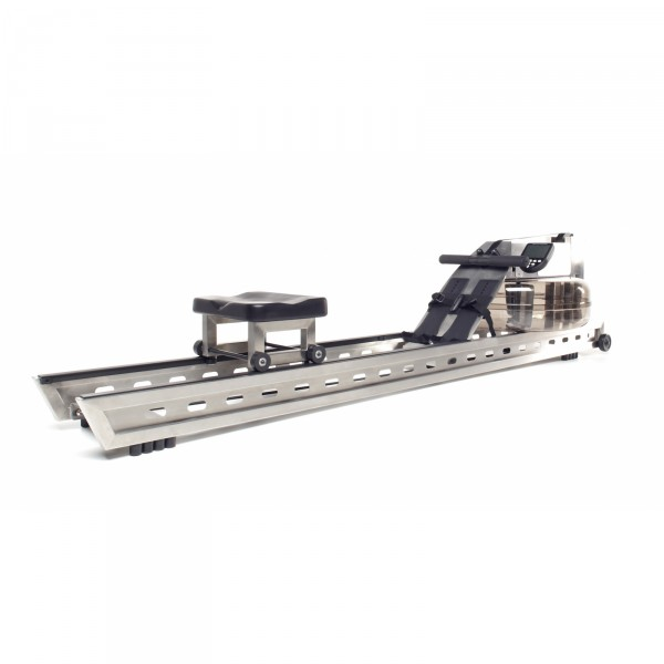 WaterRower rowing machine stainless steel S1