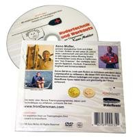 WaterRower DVD -Roteknikk & Workouts.