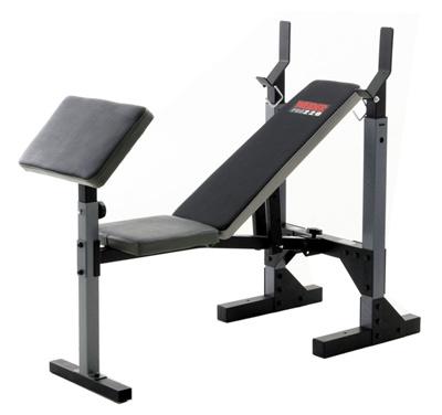 Banc De Musculation Weider Pro 220 Fitshop