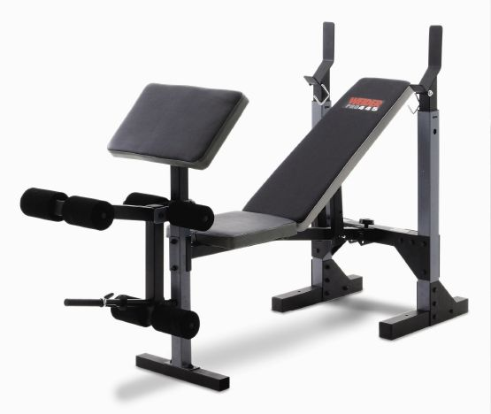 banc de musculation weider pro 445 fitshop. Black Bedroom Furniture Sets. Home Design Ideas
