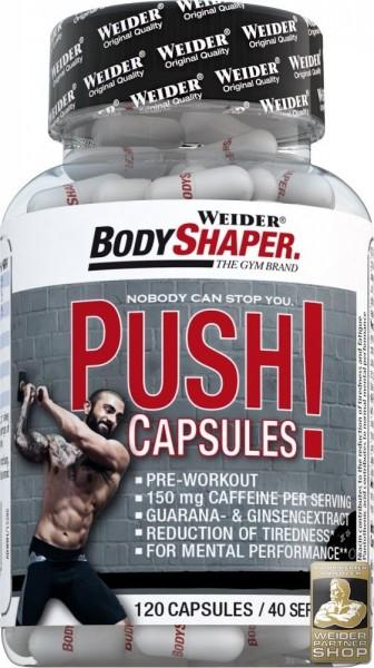 Weider Push! Capsules