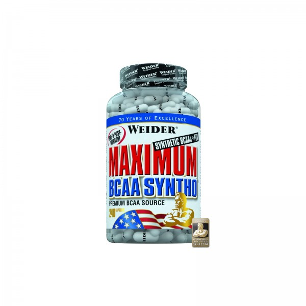 Weider BCAA Syntho Maximum