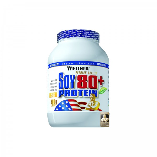 Weider Soy 80+ Protein