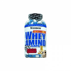Capsules Weider Whey Aminos acheter maintenant en ligne
