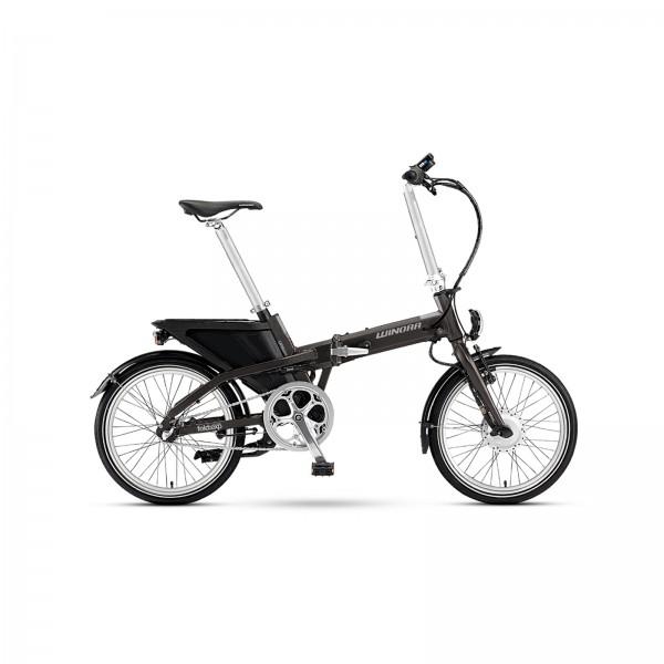 winora e bike fold exp faltbar 20 zoll sport tiedje. Black Bedroom Furniture Sets. Home Design Ideas