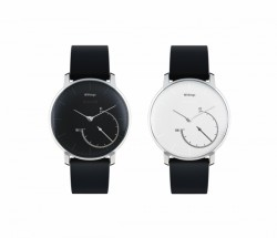 Withings Fitness-Uhr Activité STEEL HR