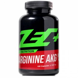Zec Plus Nutrition Arginin AKG