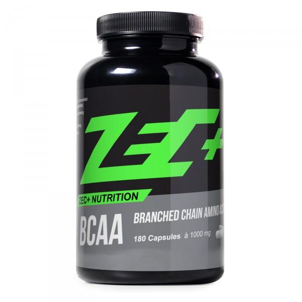 Zec Plus Nutrition BCAA (180 Kapseln)
