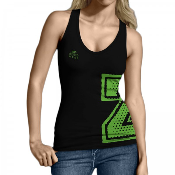 Zec+ Athletic Tanktop Lady