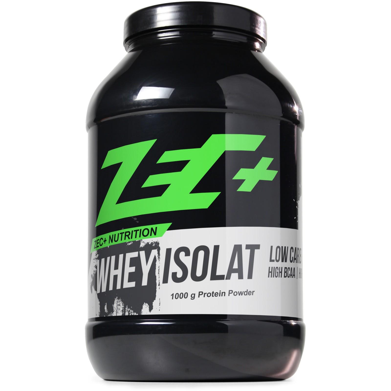 zec plus nutrition protein whey isolate sport tiedje