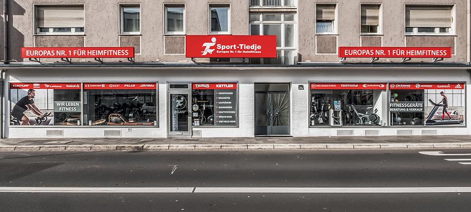 Sport-Tiedje in Bonn