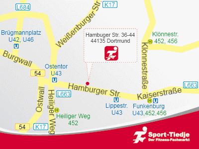 Filiale Dortmund Anfahrt