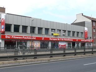 Filiale Dortmund Außenansicht