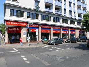 Filiale Düsseldorf Außenansicht