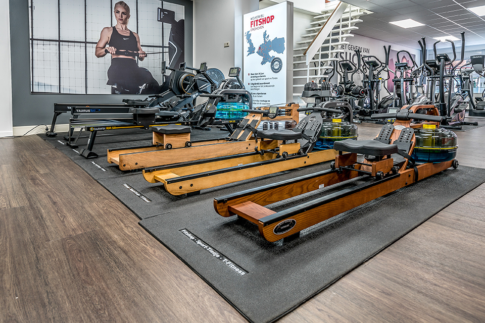 018d0af2b669cc Fitshop in Eindhoven - Europe's No. 1 for home fitness