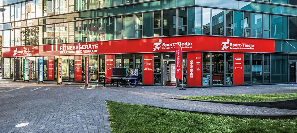 Sport-Tiedje in Köln
