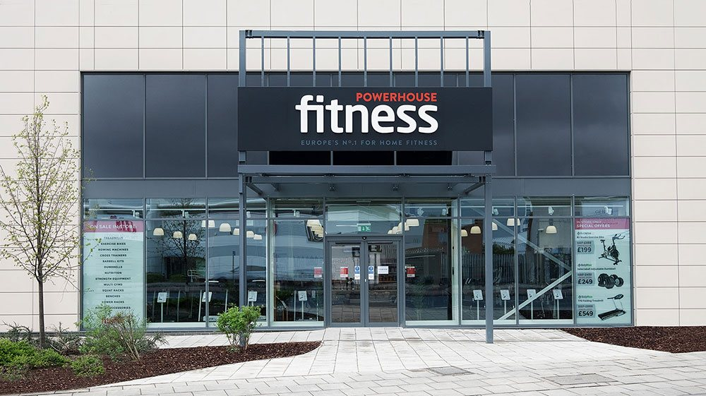 Powerhouse Fitness in Manchester