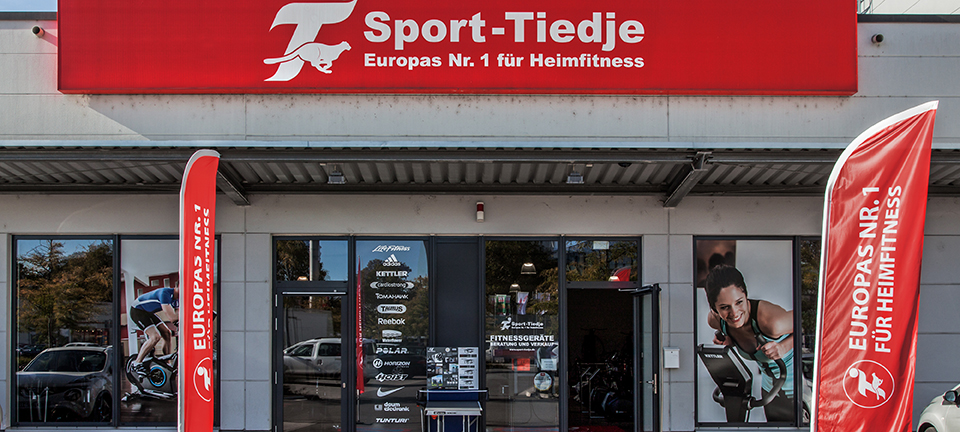 7d624eef4a9d Sport-Tiedje in Mannheim - Europe s No. 1 for home fitness
