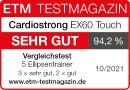 ETM Crosstrainer-Test EX60 Touch