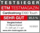 ETM Crosstrainer-Test EX80 Touch