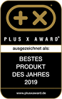 Plus X-Award 2019 - Bestes Produkt