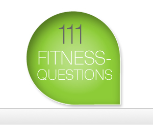 111 Fitness-questions