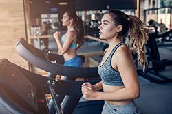 Laufen zum Kalorienverbrennen