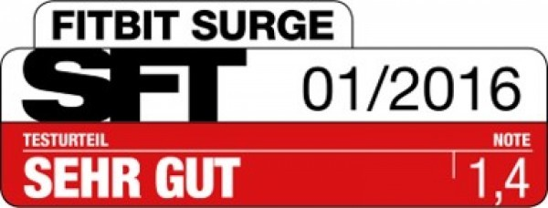 SFT Magazin - FitBit Surge